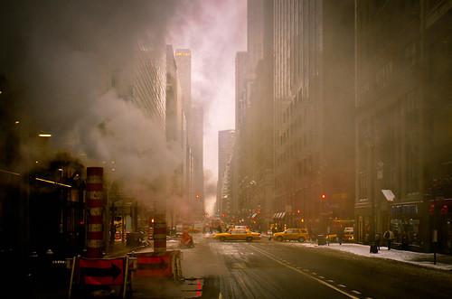 В 2005 году загрязнение воздуха обошлось китайской экономике в 112 млрд. долларов