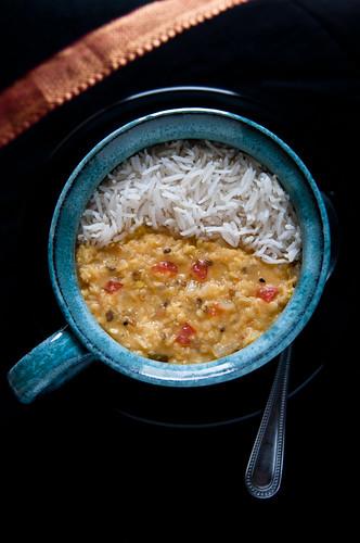 Comfort Food: Fragrant Bengali Masoor Dal