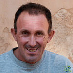 Friendly Crete Man - Arkadi, Crete