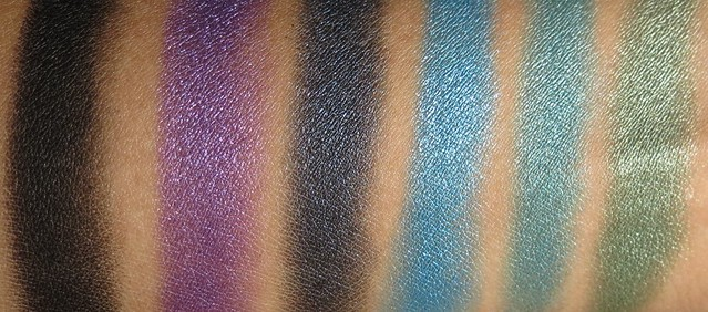 Upper Half of Sleek Original Palette