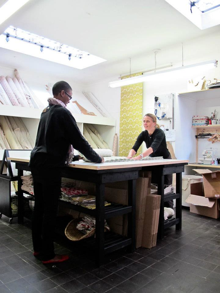 Skinny laMinx Studio Tour in Cape Town, South Africa