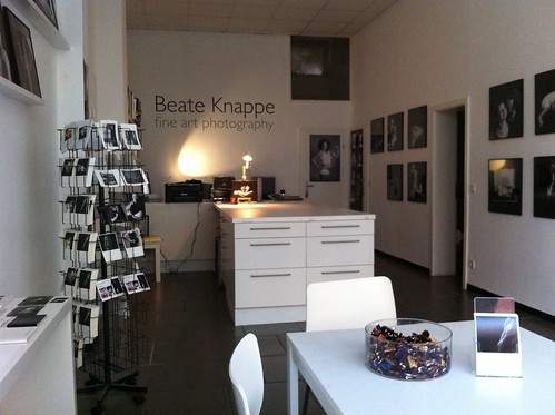My Studio Gallery by Beate Knappe