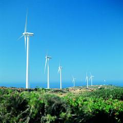 Ветряные турбины Vestas V52 850kW, о. Крит, Греция. Фотография Vestas
