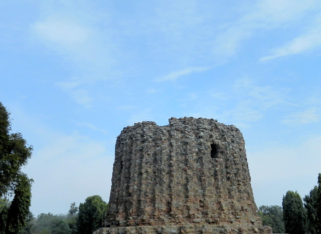 Qutub Minar in Mehrauli - A World Heritage Site