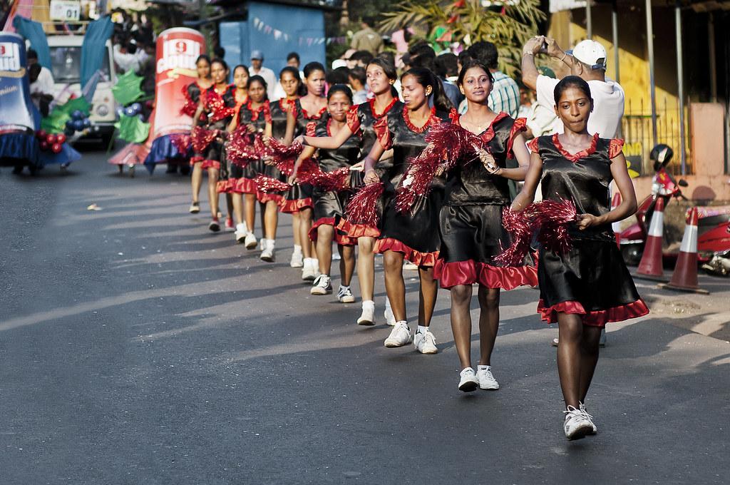 Goa Carnival, Mapusa