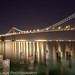 San Francisco Bay Bridge, Night