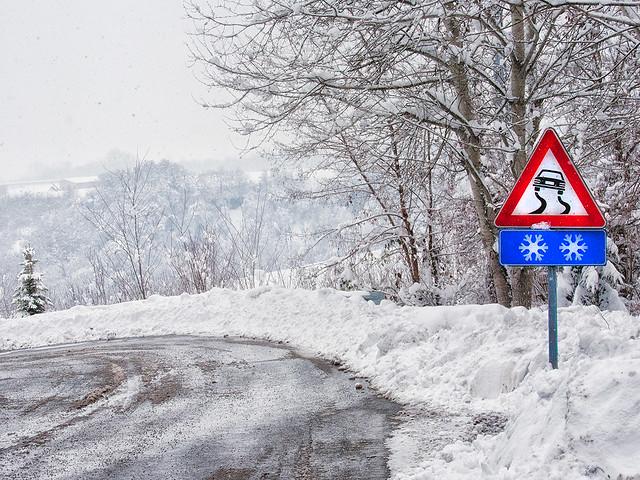 Pericolo neve!