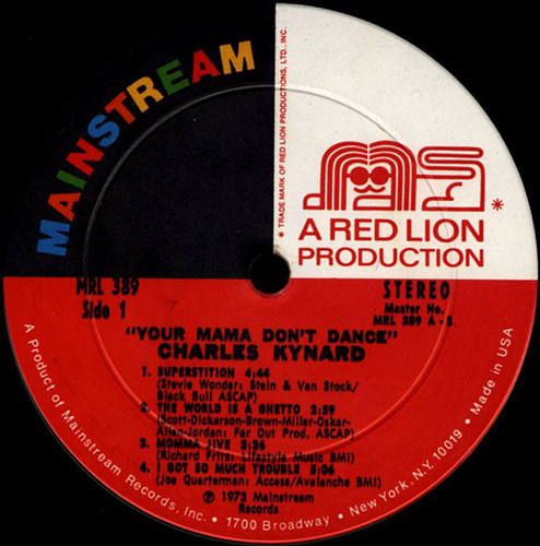 kynard mama label1