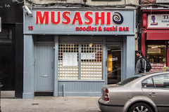Musashi - A New (Chinese) Japanese Restaurant On Capel Street
