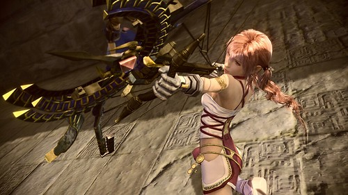 Final Fantasy XIII - Weapon Upgrades Guide ( Treasure ...