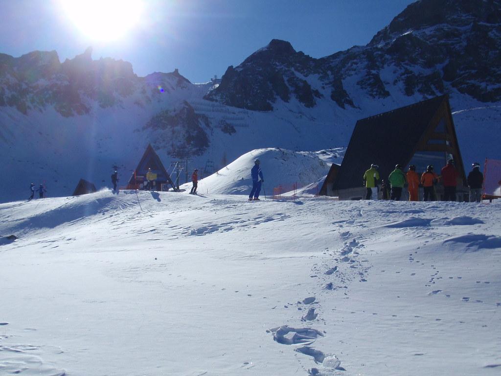 dolomitas región esquí