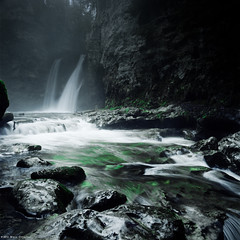 Tine de Conflens Waterfall II