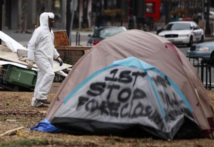 United States capital police have evicted Occupy D.C. demonstrators. The Occupy movement has come under attack across the country. by Pan-African News Wire File Photos