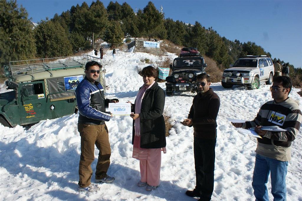 Muzaffarabad Jeep Club Snow Cross 2012 - 6830731073 dbf1afd081 b