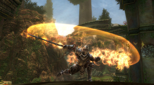 Kingdoms of Amalur Reckoning Items Guide - Backpacks and Keys