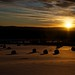 Small photo of Sunset along Alaska Highway