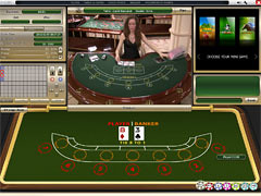 Multi-Player Live Baccarat