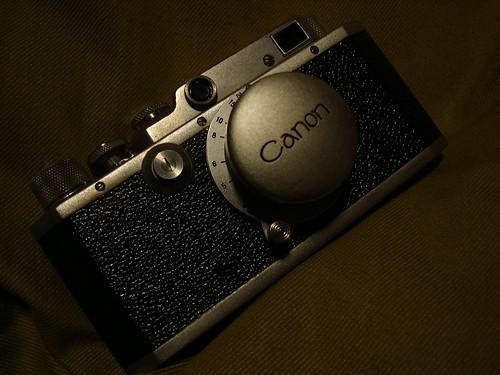 Canon SII (1946.10)