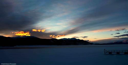 morning blue mountains clouds contrast sunrise landscape © picnik 365daychallenge canoneos5dmarkii jubileemountain tagishlakedock
