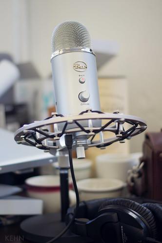 Micrófonos. Yeti Pro, de Blue Microphones