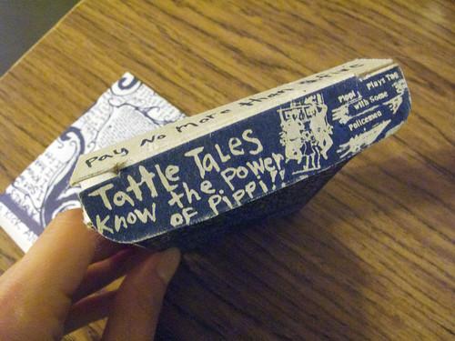 Tattle Tale cassette 0011