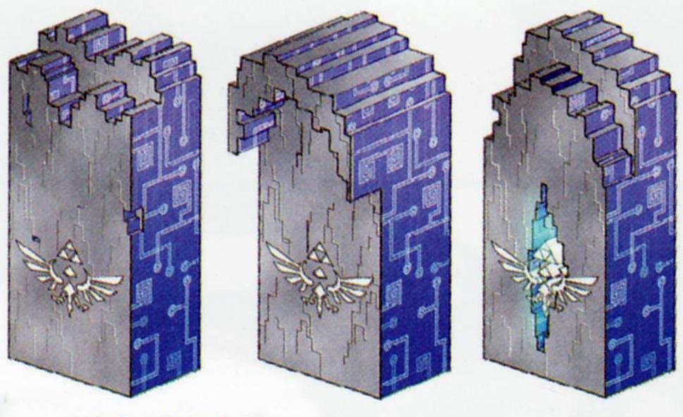 Lanayru's Temple of time [Skyward Sword Spoilers] - Theorizing