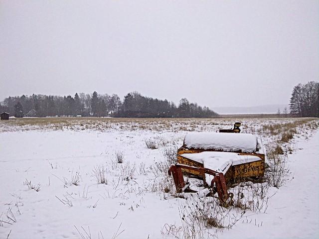 Abandoned - 1