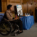 United States Department of Agriculture Special Assistant to the Secretary on Disability Employment Carmen Jones addresses the Work Force Recruitment Program's (WRP) Your Key To Hiring Student Interns and Employees with Disabilities event