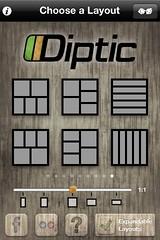 Dipticで5枚レイアウトが可能に
