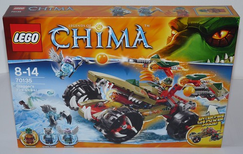 Lego Chima Vornon Lego Legends of Chima