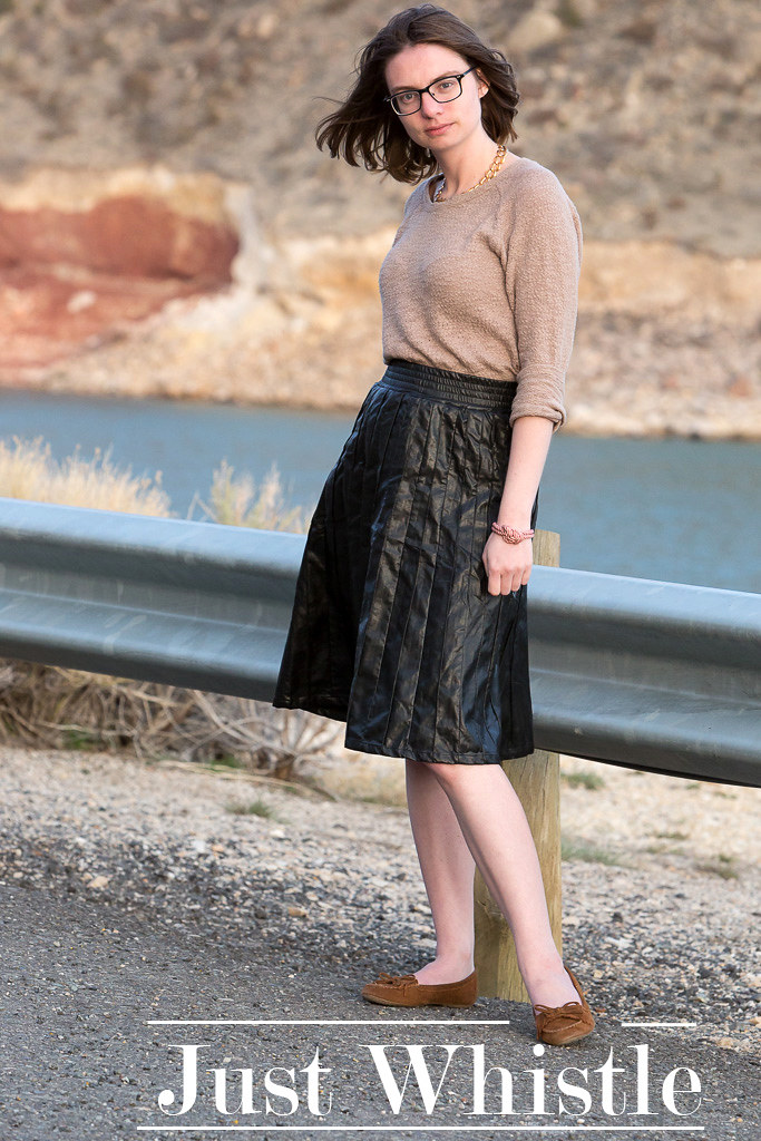 vegan leather, skirt, popbasic, to have and have not, bogart, becall, never fully dressed, withoutastyle, wyoming,