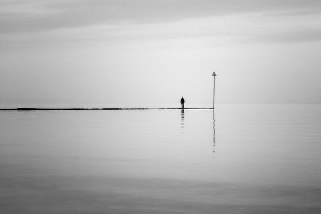 Scott Baldock - Man on a wire