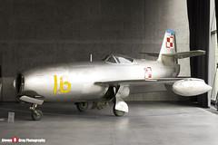 16 SP-GLK - 925 - Polish Air Force - Yakovlev Yak-23 - Polish Aviation Musuem - Krakow, Poland - 160423 - Steven Gray - IMG_1457