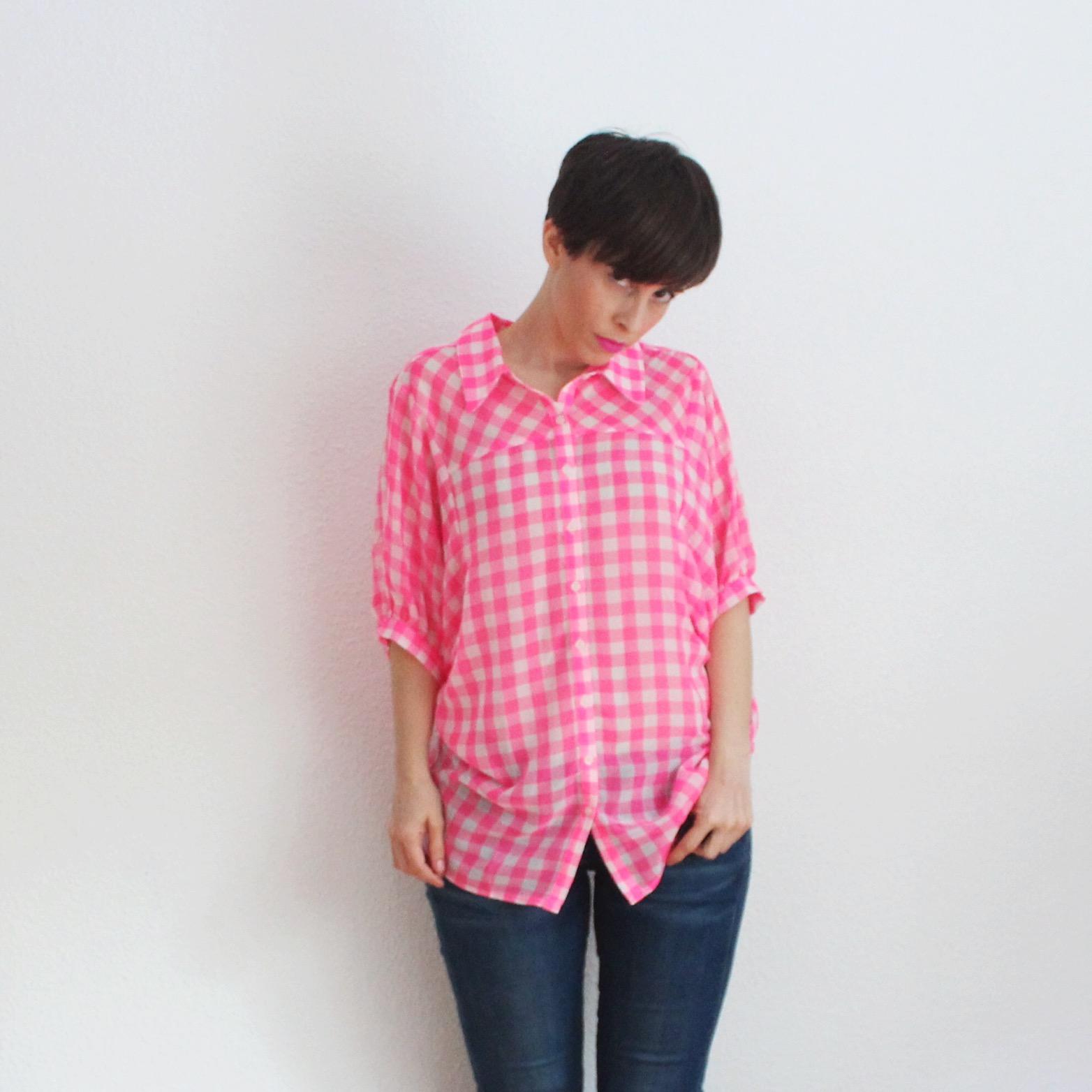 Romwe pink