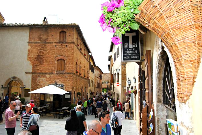 Pienza_Tuscany, Itay (004)