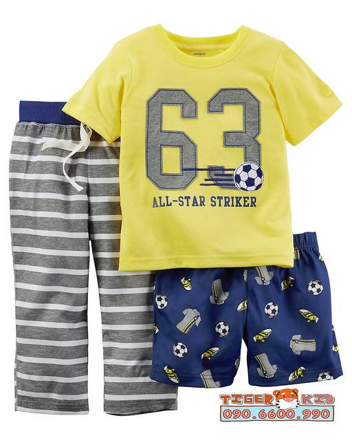 Bộ set Pijamas 12M-18M-24M