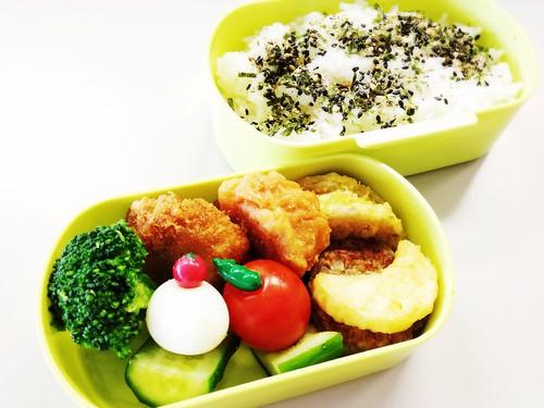 今日のお弁当 No.227 – 磯海苔