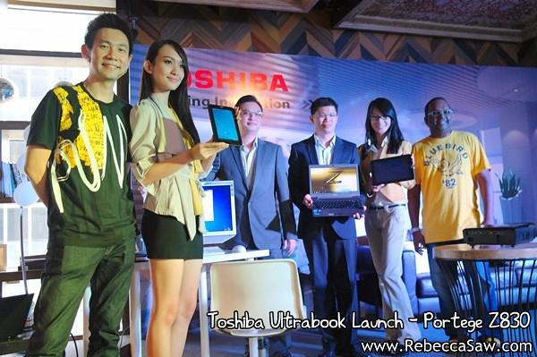 Toshiba Ultrabook - Portege Z830-1