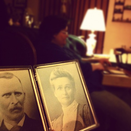 my husband's great-great-grandparents