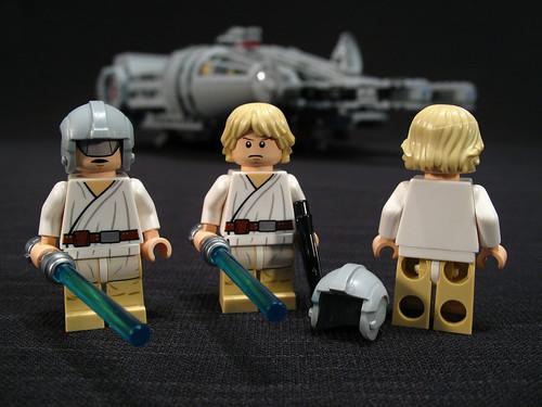 7965 Millennium Falcon Review: Luke
