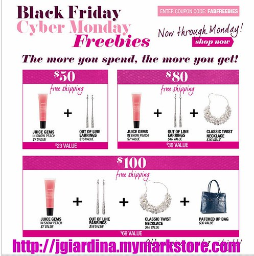 Black Friday - Cyber Monday Freebies!