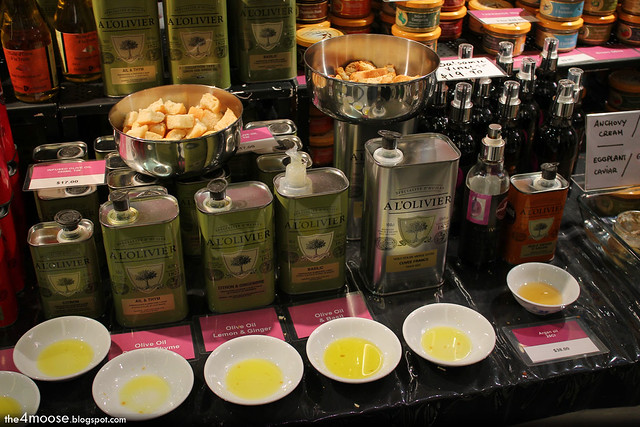 Voilah! The Singapore French Festival 2011 - Little Provence Olive Oils
