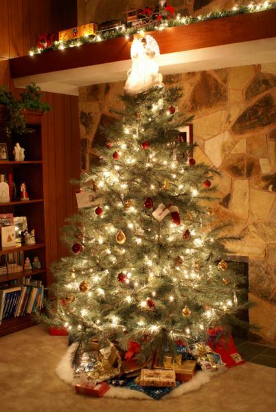 Abeto Navidad 2