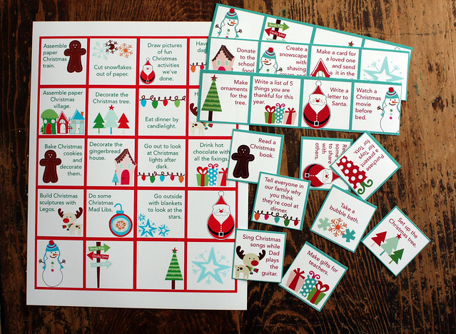 Advent Calendar Ideas What To Put In : Create the best fun filled advent calendar rookie moms