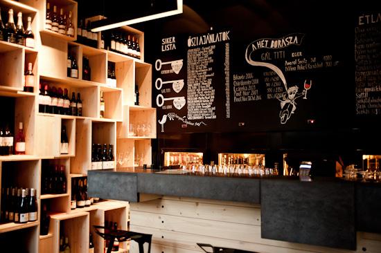 DiVino bar Budapest
