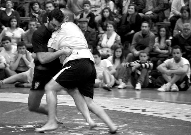 LUCHA LEONESA MONTAÑA VS RIBERA - CISTIERNA 26.11.11