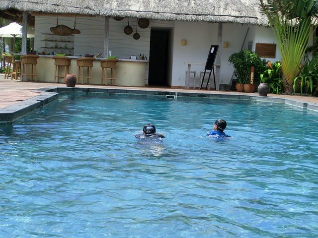 Terrace pool - Evason Ana Mandara Nha Trang (Nha Trang Vietnam)