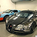 Ford GT & Bugatti Veyron Mansory Vincero by Sellerie'Cimes