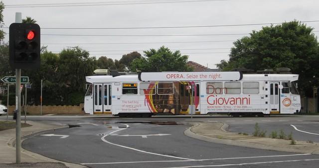 Tram, Footscray