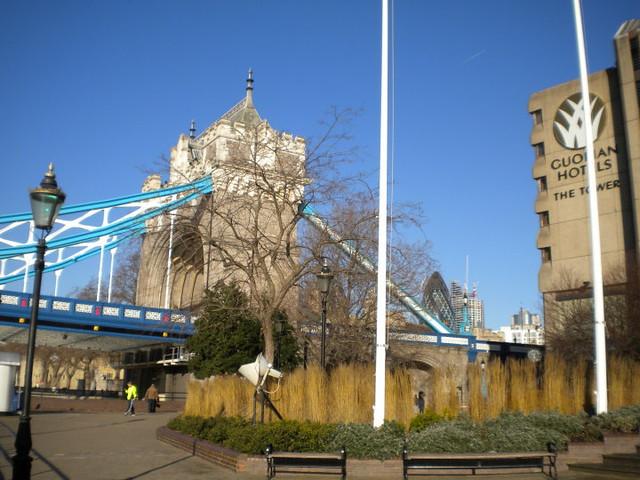 Tower Bridge y el hotel The Tower